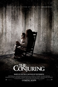 Film poster for: The Conjuring