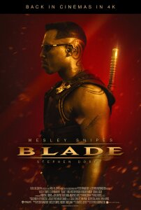 Film poster for: Blade