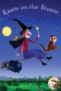 Film poster for: Room on the Broom