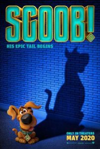 Film poster for: Scoob!