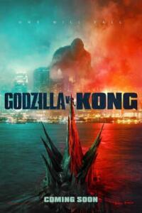 Film poster for: Godzilla vs Kong
