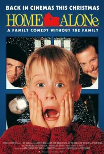 Film poster for: Home Alone