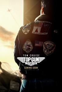 Film poster for: Top Gun : Maverick