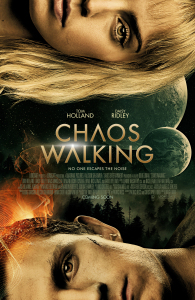 Film poster for: Chaos Walking