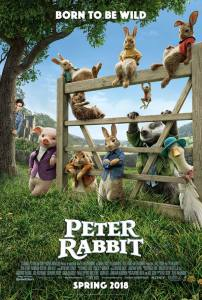 Film poster for: Peter Rabbit 2