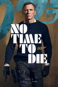 Film poster for: No Time To Die