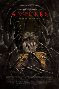 Film poster for: Antlers