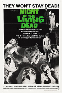 Film poster for: Night of the Living Dead