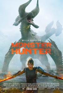 Film poster for: Monster Hunter