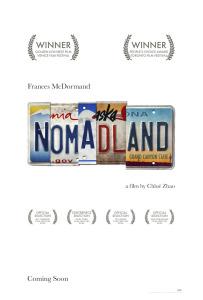 Film poster for: Nomadland