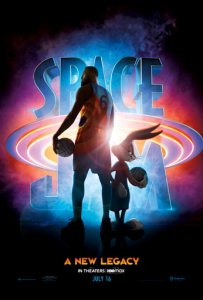 Film poster for: Space Jam: A New Legacy