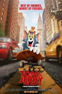 Film poster for: Tom & Jerry The Movie