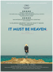 Film poster for: It Must Be Heaven