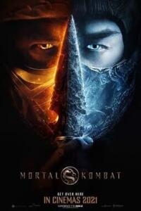 Film poster for: Mortal Kombat