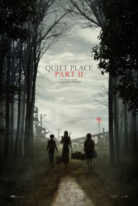 Film poster for: A Quiet Place Part II