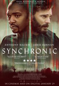 Film poster for: Synchronic