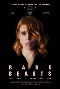 Film poster for: Rare Beasts