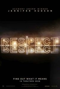 Film poster for: Respect