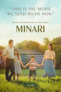 Film poster for: Minari