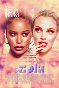 Film poster for: Zola