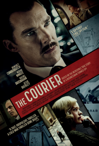 Film poster for: The Courier