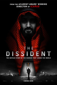 Film poster for: The Dissident
