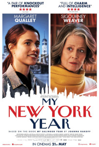 Film poster for: My New York Year