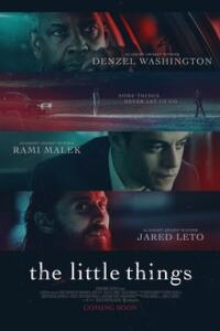 Film poster for: The Little Things