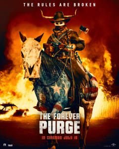 Film poster for: The Forever Purge