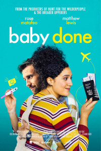 Film poster for: Baby Done
