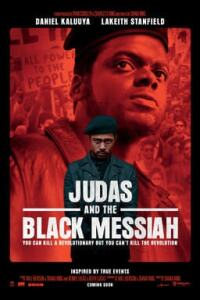 Film poster for: Judas and the Black Messiah