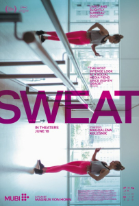 Film poster for: Sweat