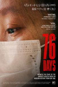 Film poster for: 76 Days