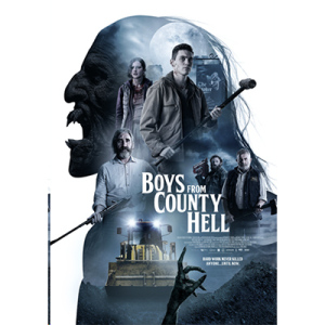 Film poster for: Boys from County Hell