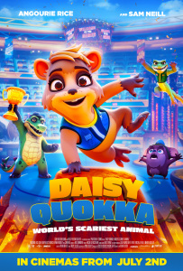 Film poster for: Daisy Quokka
