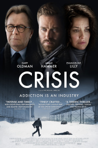 Film poster for: Crisis