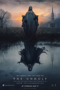 Film poster for: The Unholy