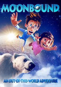 Film poster for: Moonbound