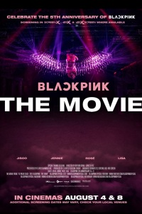 Film poster for: BLACKPINK THE MOVIE