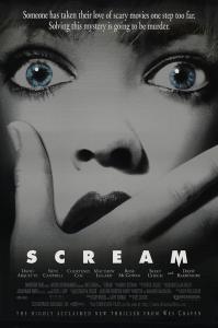 Film poster for: Scream 25th Anniversary