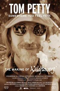 Film poster for: Tom Petty, Somewhere You Feel Free: The Making of Wildflowers