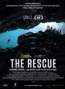 Film poster for: The Rescue