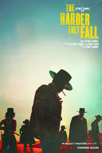 Film poster for: The Harder They Fall