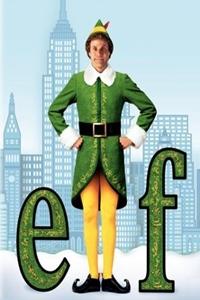 Film poster for: Elf
