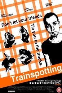 Film poster for: Trainspotting