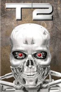 Film poster for: Terminator 2: Judgment Day