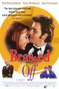 Film poster for: Brassed Off